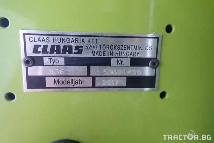 Комбайни Claas Lexion 780 Terra Trac 23 - Трактор БГ