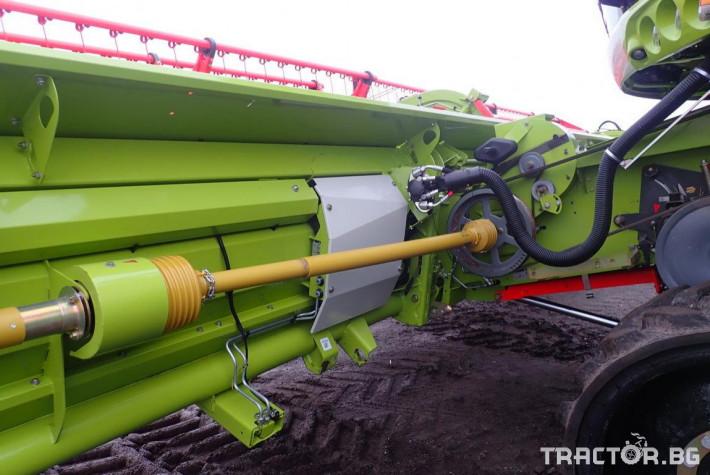 Комбайни Claas Lexion 780 Terra Trac 25 - Трактор БГ