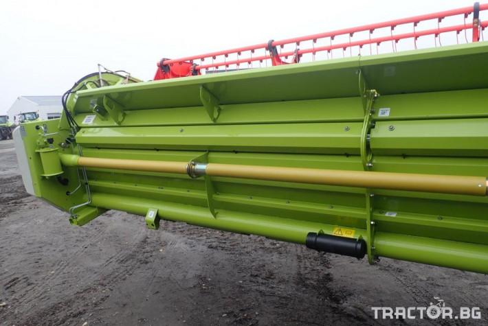 Комбайни Claas Lexion 780 Terra Trac 27 - Трактор БГ