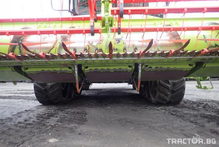 Комбайни Claas Lexion 780 Terra Trac 28 - Трактор БГ