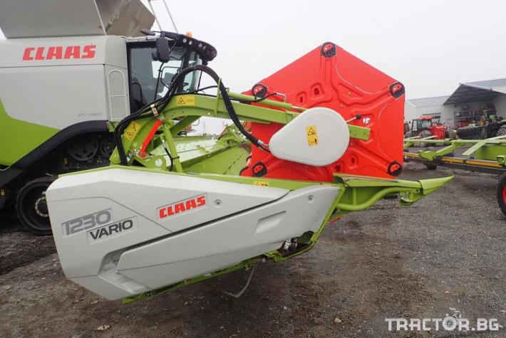 Комбайни Claas Lexion 780 Terra Trac 29 - Трактор БГ