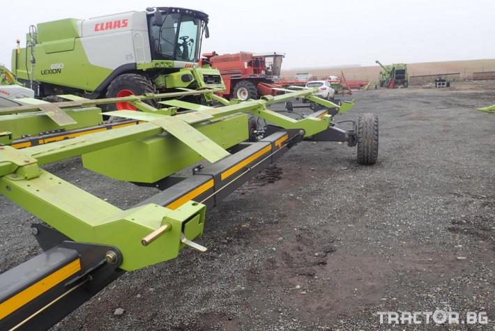 Комбайни Claas Lexion 780 Terra Trac 33 - Трактор БГ