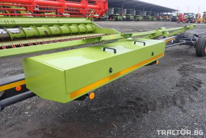 Комбайни Claas Lexion 780 Terra Trac 35 - Трактор БГ