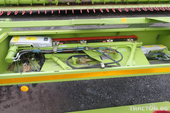 Комбайни Claas Lexion 780 Terra Trac 36 - Трактор БГ