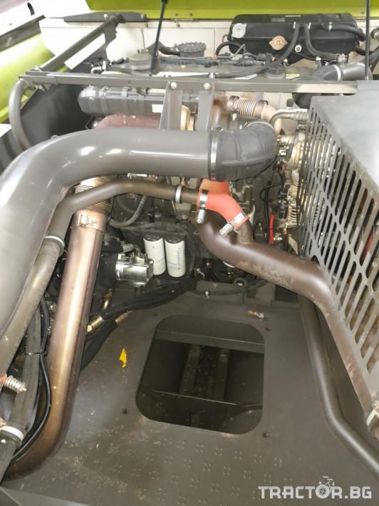 Комбайни Claas Lexion 750 5 - Трактор БГ