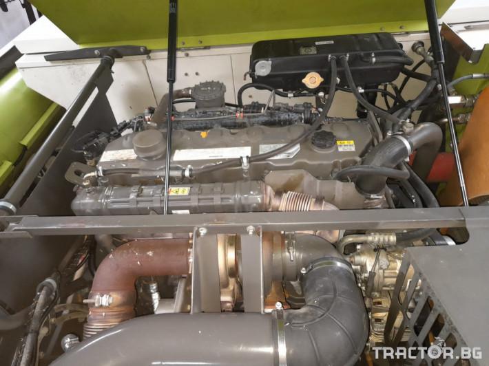 Комбайни Claas Lexion 750 6 - Трактор БГ