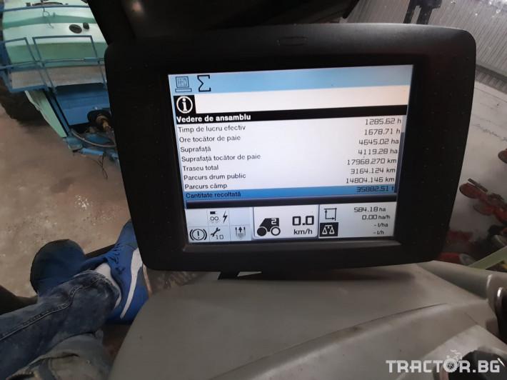 Комбайни Claas Lexion 750 8 - Трактор БГ