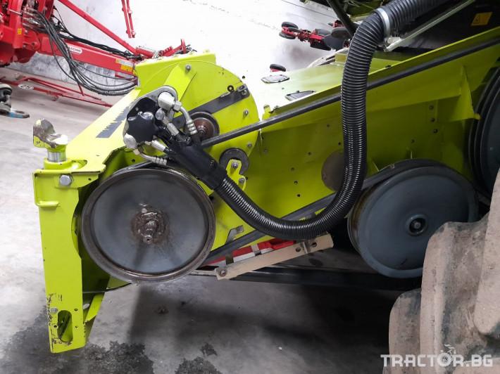 Комбайни Claas Lexion 750 13 - Трактор БГ