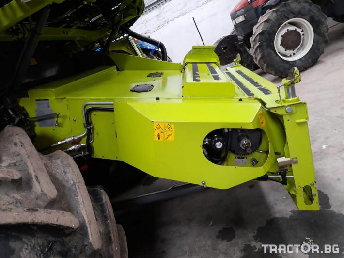 Комбайни Claas Lexion 750 14 - Трактор БГ