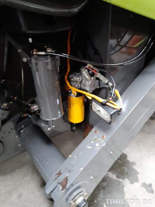 Комбайни Claas Lexion 750 17 - Трактор БГ
