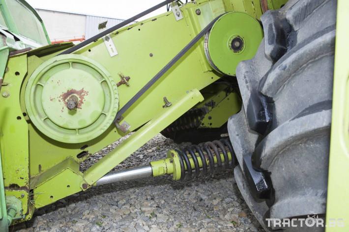 Комбайни Claas MEGA 202 3 - Трактор БГ