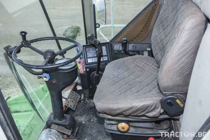 Комбайни Claas MEGA 202 7 - Трактор БГ