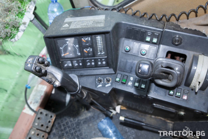 Комбайни Claas MEGA 202 9 - Трактор БГ