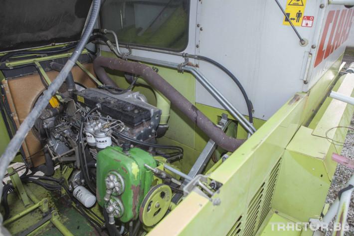 Комбайни Claas MEGA 202 11 - Трактор БГ