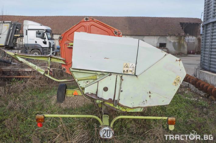 Комбайни Claas MEGA 202 15 - Трактор БГ