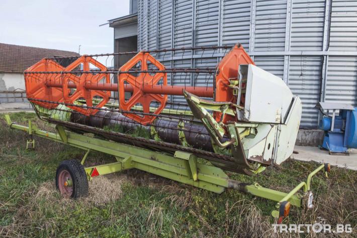 Комбайни Claas MEGA 202 16 - Трактор БГ