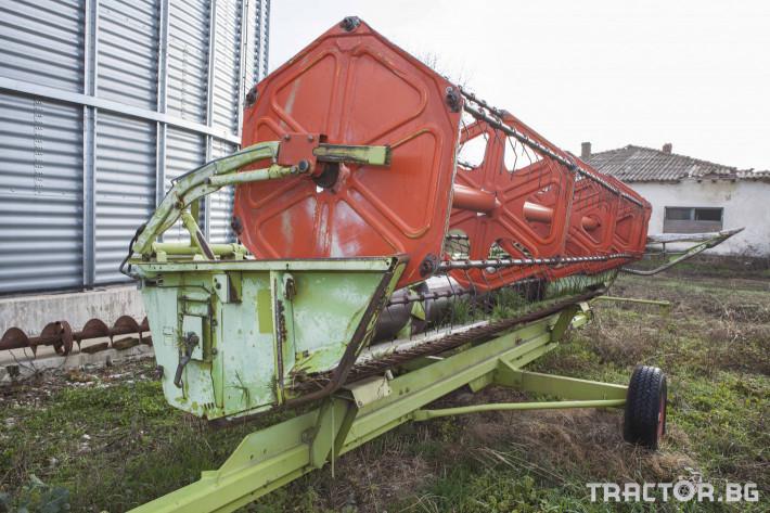 Комбайни Claas MEGA 202 18 - Трактор БГ