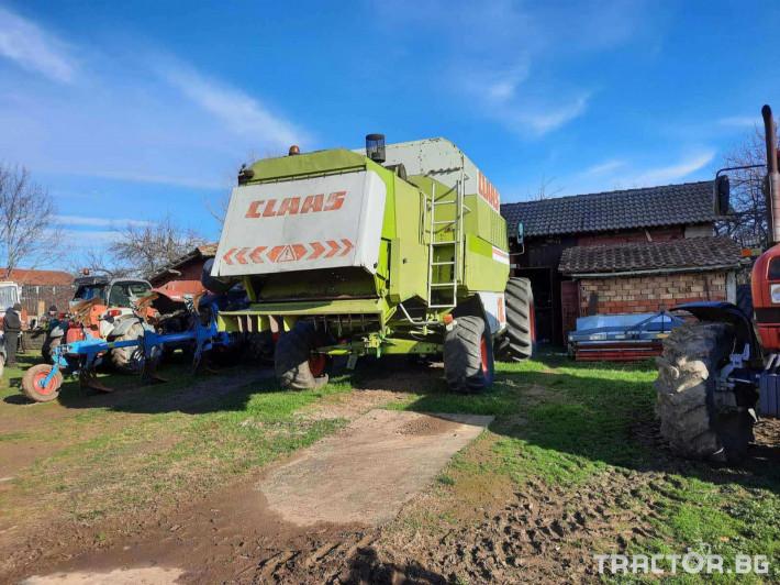 Комбайни Claas Dominator 118SL 6 - Трактор БГ