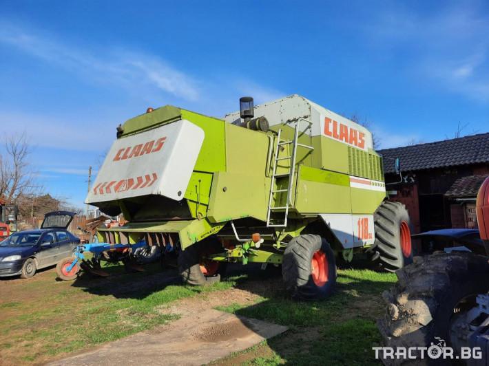 Комбайни Claas Dominator 118SL 7 - Трактор БГ
