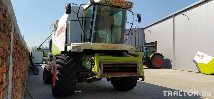 Комбайни Claas Lexion 480 0 - Трактор БГ