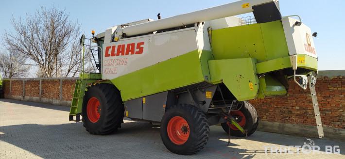 Комбайни Claas Lexion 480 2 - Трактор БГ