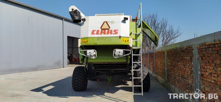 Комбайни Claas Lexion 480 3 - Трактор БГ