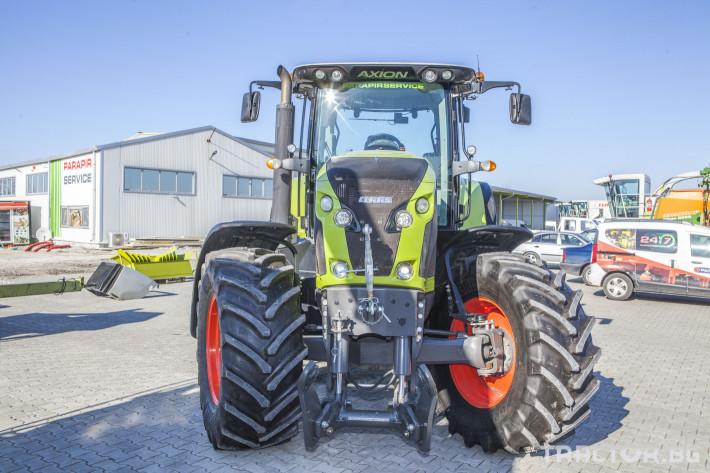 Трактори Claas Axion 830 CIS 1 - Трактор БГ