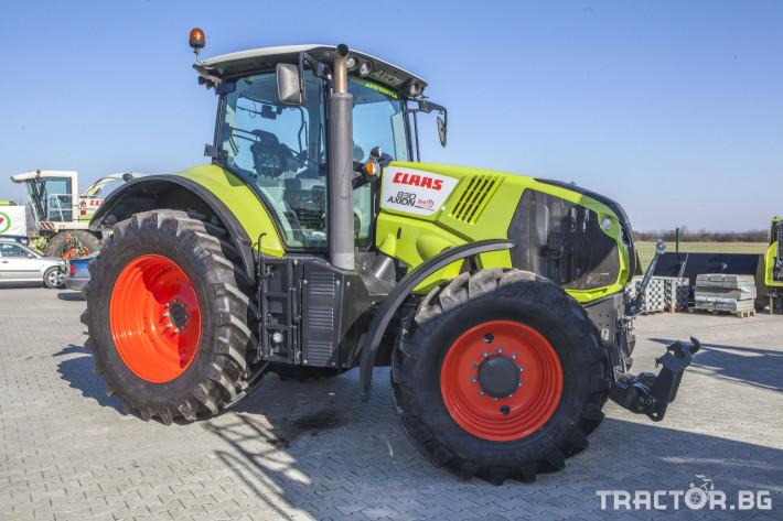 Трактори Claas Axion 830 CIS 2 - Трактор БГ