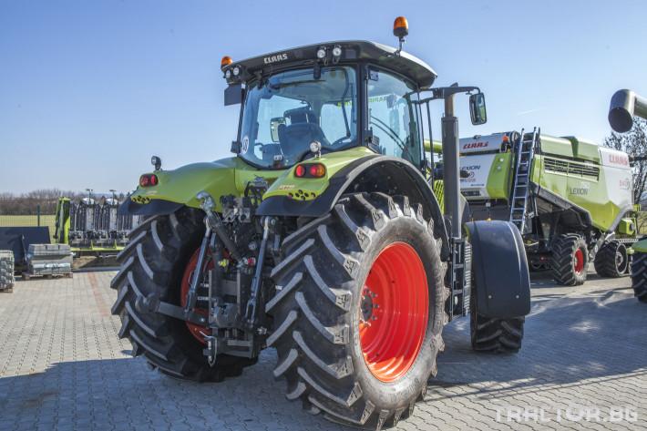 Трактори Claas Axion 830 CIS 3 - Трактор БГ