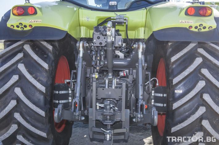 Трактори Claas Axion 830 CIS 4 - Трактор БГ