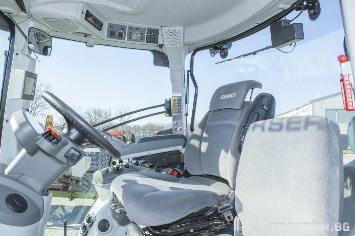 Трактори Claas Axion 830 CIS 7 - Трактор БГ