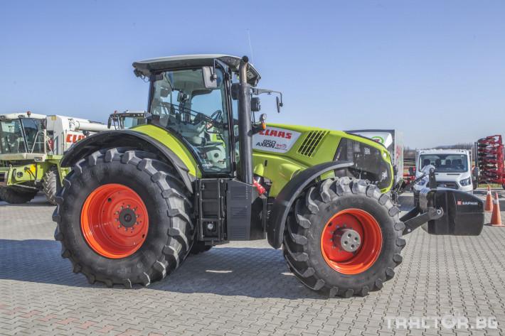 Трактори Claas Axion 850 Cebis ПРОДАДЕН! 0 - Трактор БГ