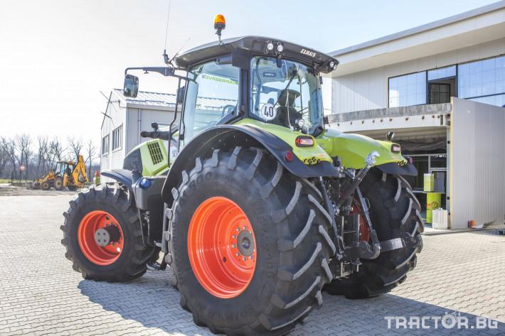 Трактори Claas Axion 850 Cebis ПРОДАДЕН! 6 - Трактор БГ