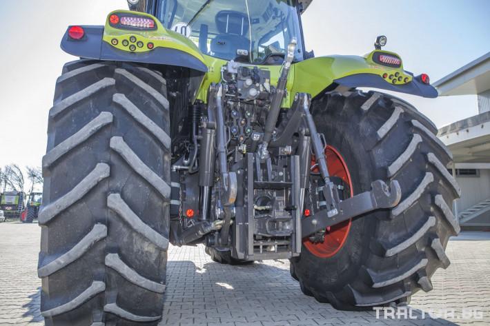 Трактори Claas Axion 850 Cebis ПРОДАДЕН! 7 - Трактор БГ