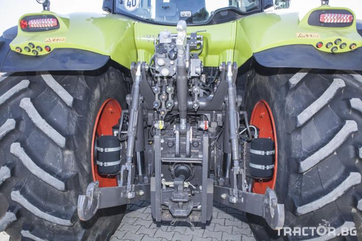 Трактори Claas Axion 850 Cebis ПРОДАДЕН! 8 - Трактор БГ