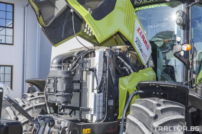 Трактори Claas Axion 850 Cebis ПРОДАДЕН! 13 - Трактор БГ