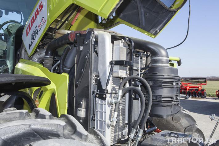 Трактори Claas Axion 850 Cebis ПРОДАДЕН! 14 - Трактор БГ