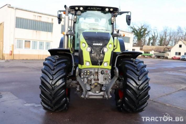 Трактори Claas AXION 830 CMATIC ПРОДАДЕН! 3 - Трактор БГ