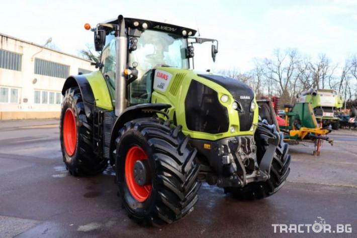 Трактори Claas AXION 830 CMATIC ПРОДАДЕН! 4 - Трактор БГ