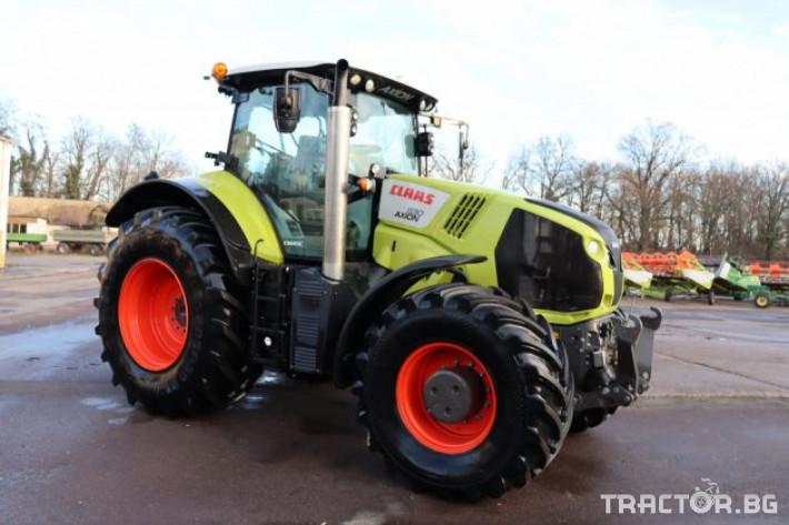 Трактори Claas AXION 830 CMATIC ПРОДАДЕН! 5 - Трактор БГ