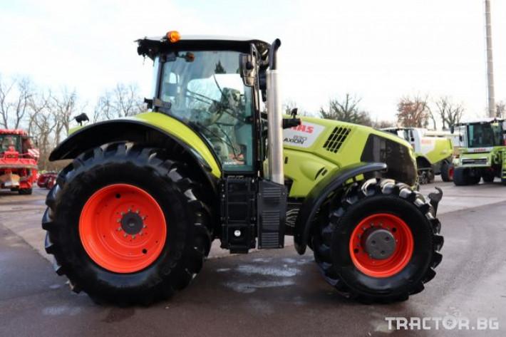 Трактори Claas AXION 830 CMATIC ПРОДАДЕН! 6 - Трактор БГ