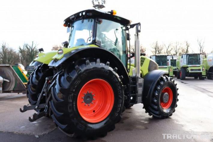 Трактори Claas AXION 830 CMATIC ПРОДАДЕН! 2 - Трактор БГ