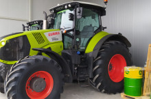 Claas AXION 830 CMATIC ПРОДАДЕН!